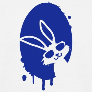 Graffiti Easter egg and Easter bunny T-Shirts - Men's T-Shirt