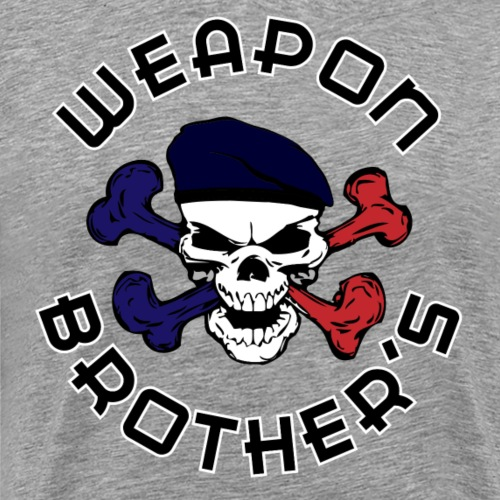 WB - Support French Skull