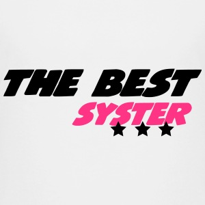 The best syster T-shirts - Premium-T-shirt tonåring