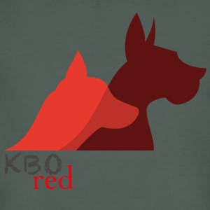 Kbo(s)Red - T-shirt bio Homme