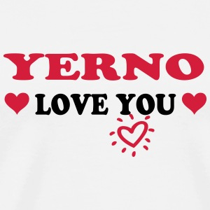Yerno love you Camisetas - Camiseta premium hombre