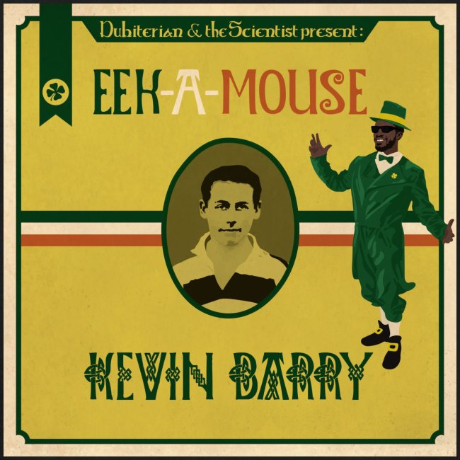 Eek-a-Mouse - Kevin Barry