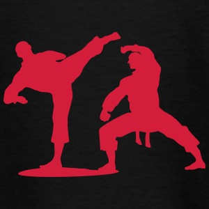 martial arts Shirts - Kids' T-Shirt