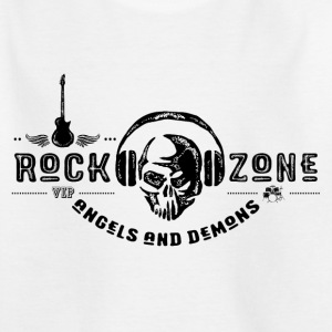 ROCKZONE - 16 - 1 S T-Shirts - Teenager T-Shirt