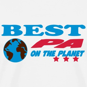 Best pa on the planet T-Shirts - Männer Premium T-Shirt