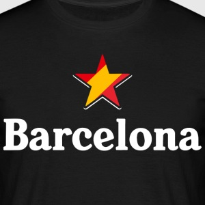 Barcelona (dark) T-Shirts - Men's T-Shirt