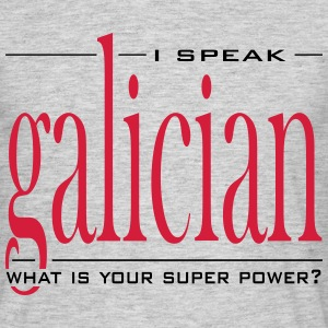 Super Power Galician - Camiseta hombre