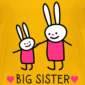 big sister (rabbits) Shirts - Kids' Premium T-Shirt