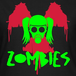zombies T-Shirts - Women's T-Shirt