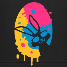 colorful graffiti Easter Egg Hoodies