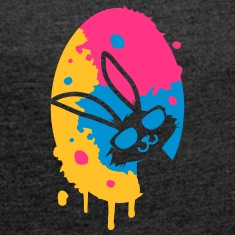 colorful graffiti Easter Egg T-Shirts