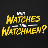 Motiv ~ Who watches the watchmen? Langarmshirt Frauen