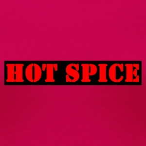 HOT SPICE T-Shirt - Women's Premium T-Shirt