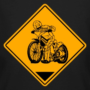 Speedway Road Sign T-Shirts - Men's Organic T-shirt