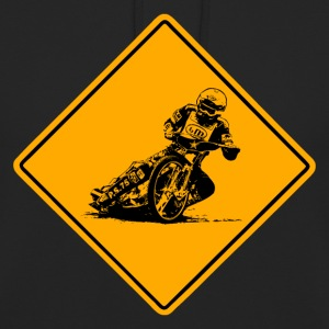 Speedway Road Sign Sweaters - Hoodie unisex