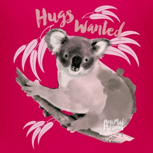 Animal Planet hugs wanted Teenager T-Shirt - Teenage Premium T-Shirt