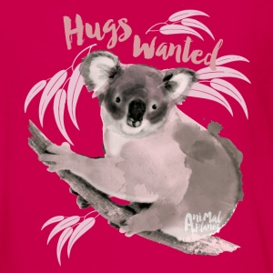 Animal Planet hugs wanted Teenager Longsleeveshirt - Premium langermet T-skjorte for tenåringer