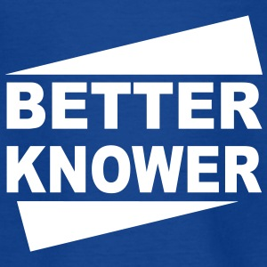 Betterknower - Kinder T-Shirt