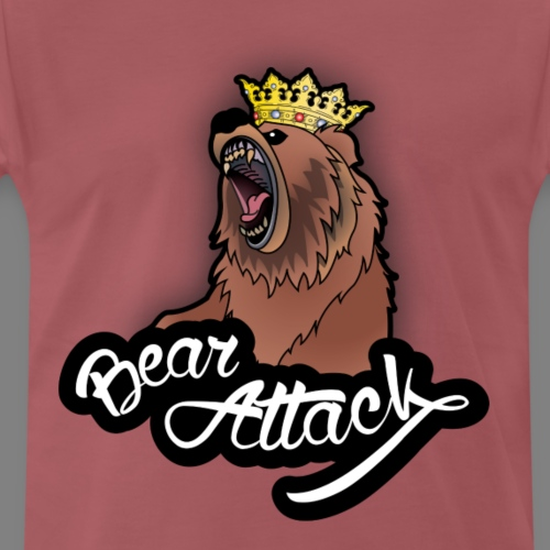 BearAttack Logo