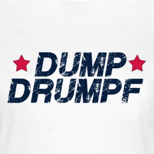 Dump Donald Drumpf - Women's T-Shirt