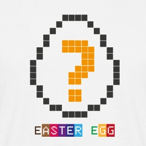 EasterEgg Question T-Shirts - Männer T-Shirt