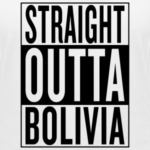 Bolivia T-Shirts - Women's V-Neck T-Shirt