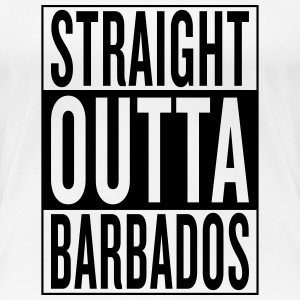 Barbados T-Shirts - Frauen Premium T-Shirt
