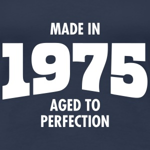 Made In 1975 - Aged To Perfection T-Shirts - Frauen Premium T-Shirt