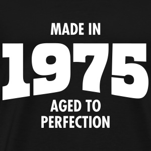 Made In 1975 - Aged To Perfection T-shirts - Mannen Premium T-shirt
