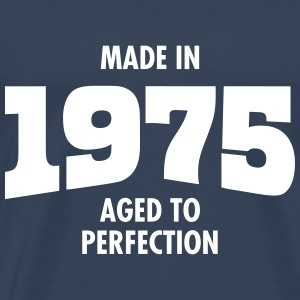 Made In 1975 - Aged To Perfection T-Shirts - Men's Premium T-Shirt