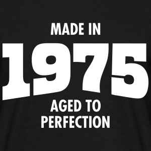 Made In 1975 - Aged To Perfection T-Shirts - Männer T-Shirt