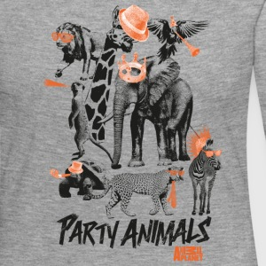 Animal Planet Party Animals Women Longsleeveshirt - Women's Premium Longsleeve Shirt
