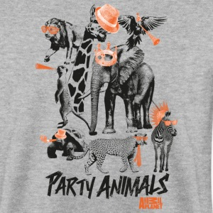 Animal Planet Party Animals Men Hoodie - Genser for menn