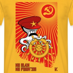 An Octopolitic Man Tee shirts - T-shirt Homme