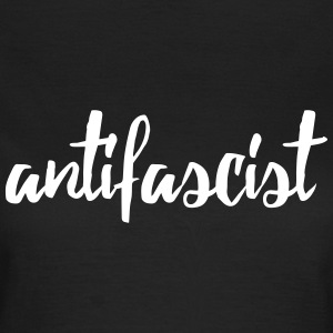 antifascist red T-Shirts - Women's T-Shirt