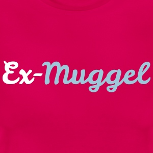 Ex-Muggel – Flexdruck - Frauen T-Shirt