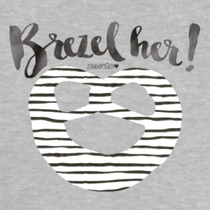 Brezel Her! Stripes Baby T-Shirts - Baby T-Shirt