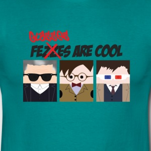 glasses are cool - Men's T-Shirt