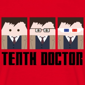 tenth doctor t shirt - Men's T-Shirt