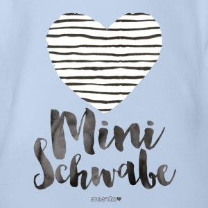 Mini Schwabe Stripes Baby Bodys - Baby Bio-Kurzarm-Body