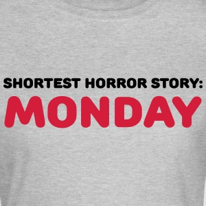 Shortest Horror Story: Monday T-Shirts - Frauen T-Shirt