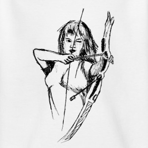 archery Shirts - Teenage T-shirt