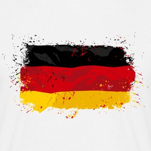 Germany Flag T-Shirts - Männer T-Shirt