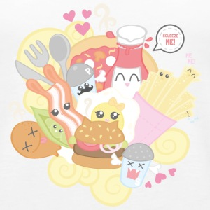 Kawaii Food - Frauen Premium Tank Top