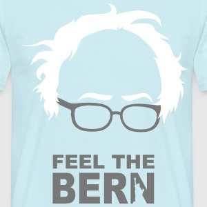 FEEL THE BERN - SANDERS T-Shirts - Männer T-Shirt