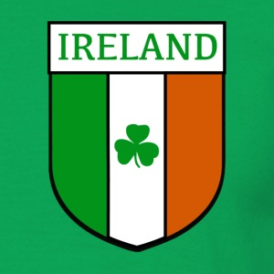 Ireland t-shirt - T-skjorte for menn