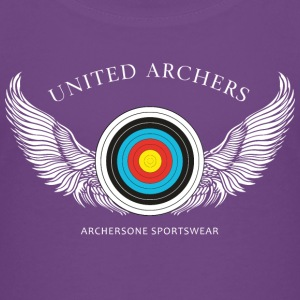 United Archers Bogensport T-Shirts - Teenager Premium T-Shirt