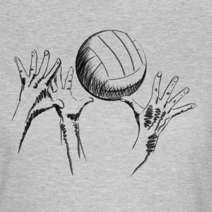 volleyball Camisetas - Camiseta mujer