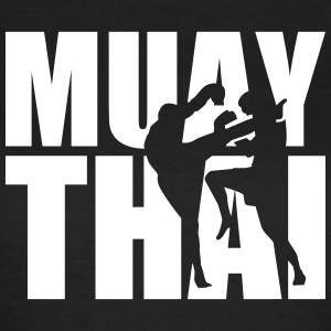 Muay Thai T-Shirts - Frauen T-Shirt
