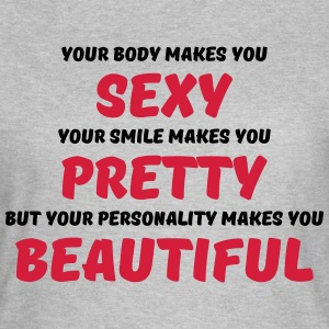 Your body makes you sexy T-shirts - T-shirt dam